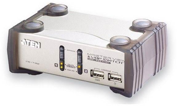 ATEN CS-1732 - KVM elektronický přepínač