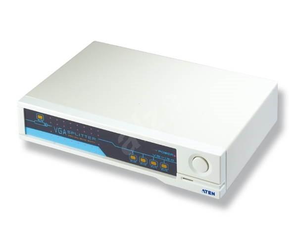 ATEN VS-134 - Aktivní rozbočovač video signálu