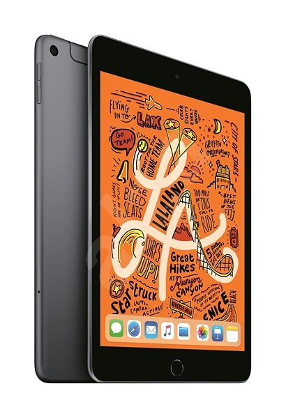 iPad mini 256GB Cellular Vesmírně šedý 2019 - Tablet