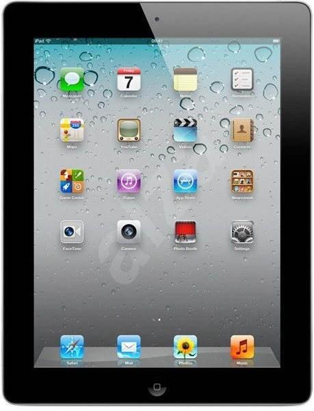 iPad 2 16GB Wi-Fi 3G Black - Tablet