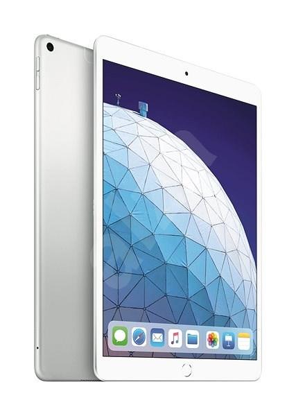 iPad Air 256GB Cellular Stříbrný 2019 - Tablet