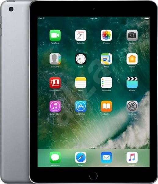 iPad WiFi Vesmírně šedý 2017 - Tablet