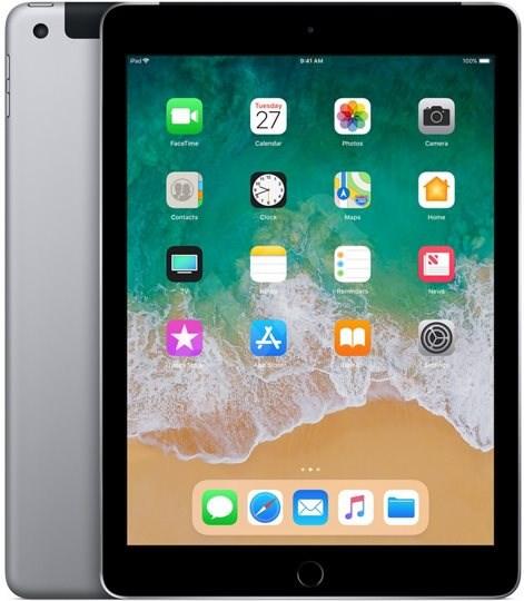 iPad 32GB WiFi Cellular Vesmírně šedý 2018 - Tablet