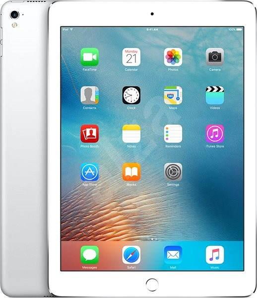 "iPad Pro 9.7"" 32GB Cellular Silver - Tablet"