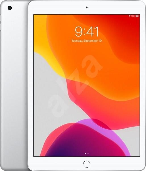 iPad 10.2 128GB WiFi Stříbrný 2019 - Tablet