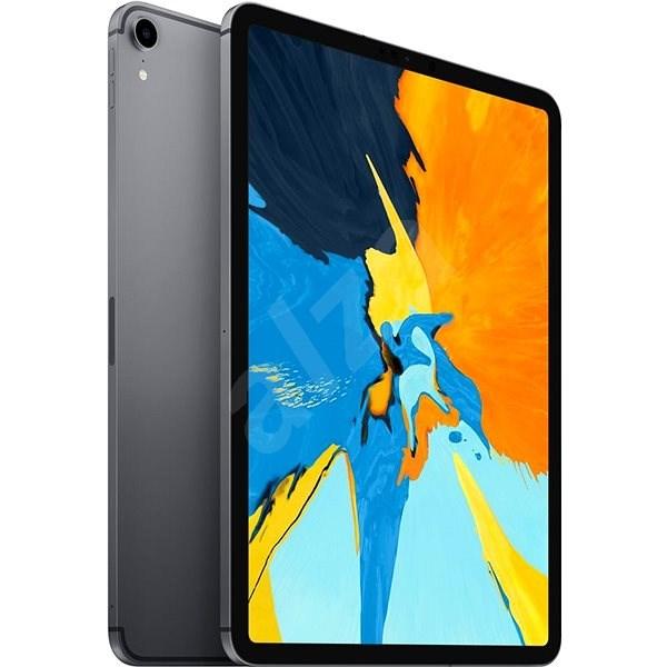 """iPad Pro 11"""" 64GB Cellular Vesmírně šedý 2018 - Tablet"""