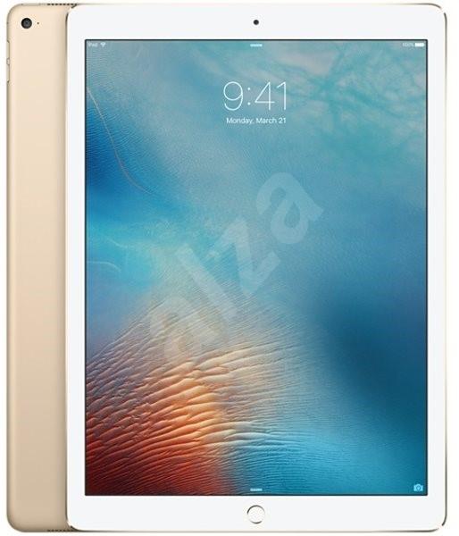 """iPad Pro 12.9"""" 512GB 2017 Zlatý - Tablet"""