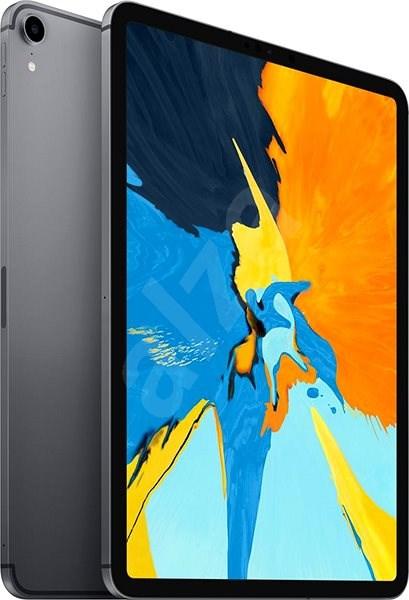 """iPad Pro 12.9"""" 64GB 2018 Cellular Vesmírně šedý - Tablet"""