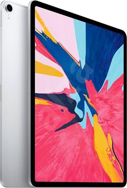 "iPad Pro 12.9"" 1TB 2018 Cellular Stříbrný - Tablet"
