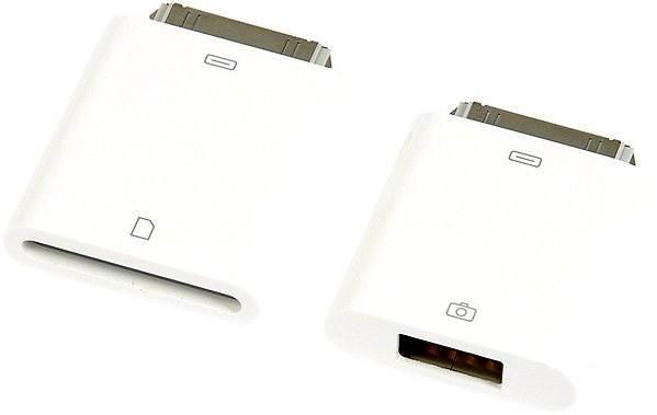 iPad Camera Connection Kit - Redukce