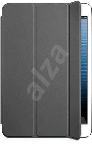 Smart Cover iPad mini Polyurethane Dark Gray - Ochranný kryt  7079a1e924