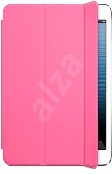 Smart Cover iPad mini Polyurethane Pink - Ochranný kryt