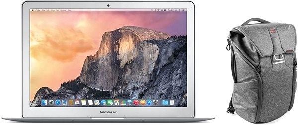 MacBook Air 13″ CZ + Peak Design Everyday Backpack 20L – tmavě šedá