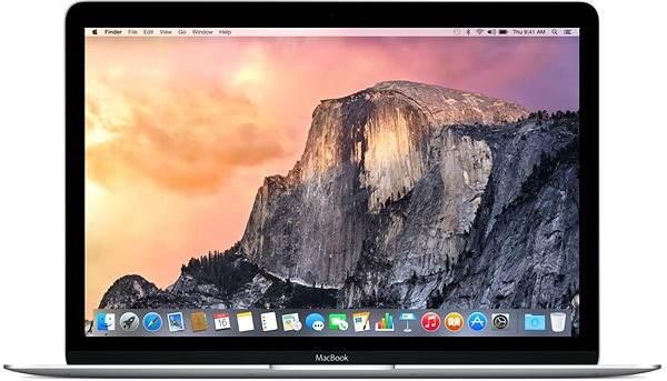 """MacBook 12"""" CZ Silver 2016 - MacBook"""
