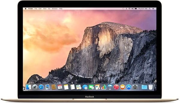 "MacBook 12"" CZ Gold 2016 - MacBook"