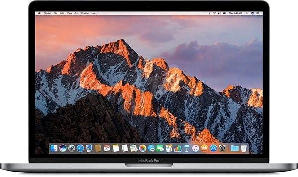 """MacBook Pro 13"""" Retina SK 2017 Vesmírně šedý - MacBook"""