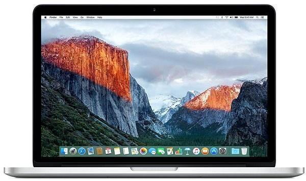 """MacBook Pro 13"""" Retina DE 2016 s Touch Barem Vesmírně Šedý - MacBook"""