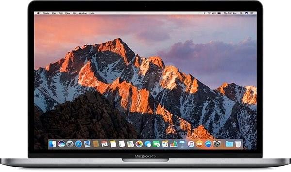 MacBook Pro 13″ Retina EN 2017 s Touch Barem Vesmírně šedý