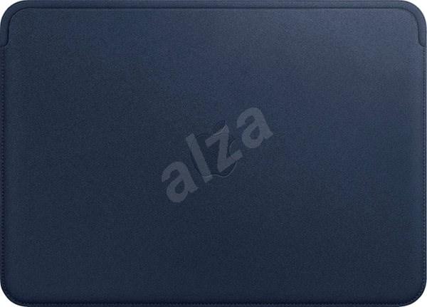 "Leather Sleeve MacBook Pro 15"" Midnight Blue - Pouzdro"