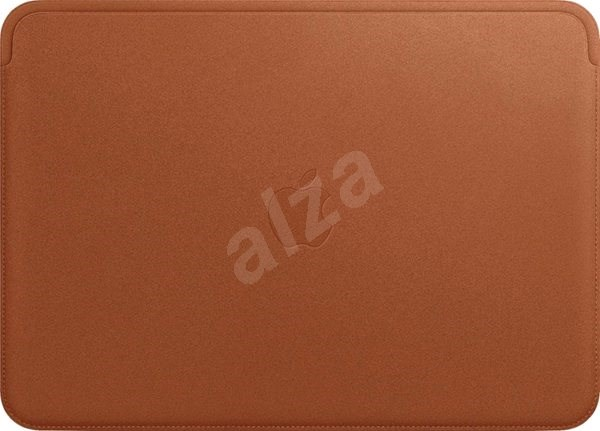 "Leather Sleeve MacBook Pro 15"" Saddle Brown - Pouzdro na notebook"