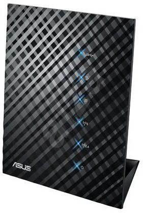 ASUS RT-N65U - WiFi router