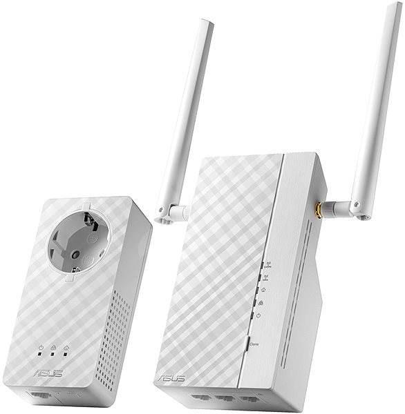 ASUS PL-AC56 Kit - Wi-Fi Powerline Extender - Powerline