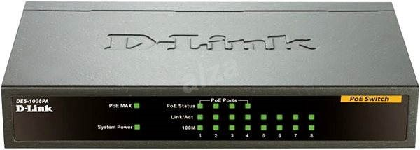 D-Link DES-1008PA - Switch