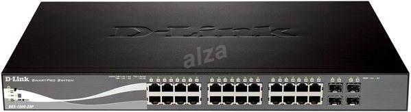 D-Link DGS-1500-28P - Switch