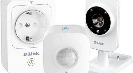 D-Link DCH-100KT SMART Home HD Starter Kit - Sada