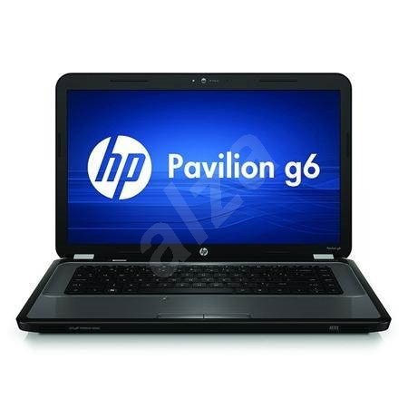 HP Pavilion g6-1010sc šedý - Notebook