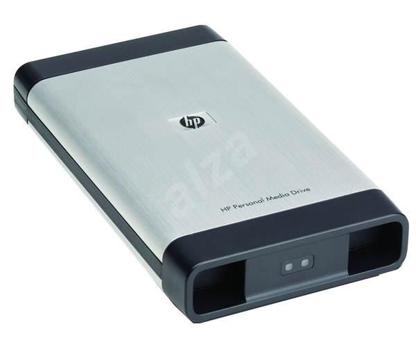 HP Personal Media Drive - Externí disk