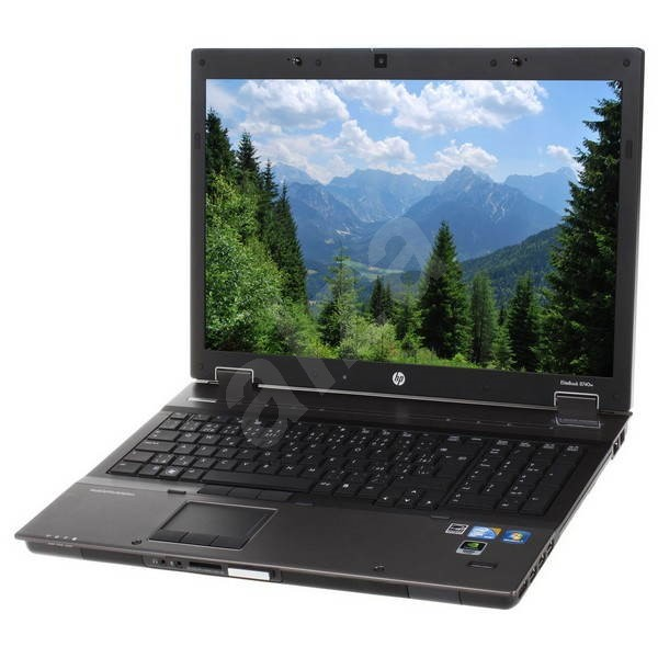 HP EliteBook 8740w - Notebook