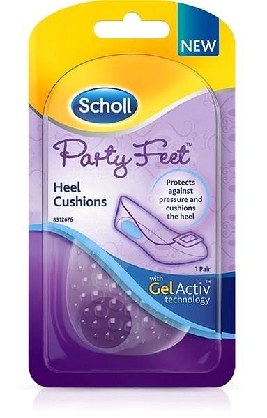 SCHOLL Party Feet GelActiv Polštářky pod patu 1 pár - Vložky do bot