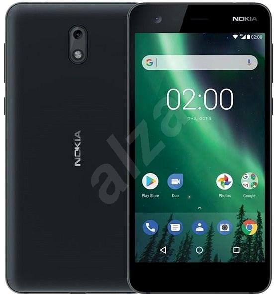 Nokia 2 Black Dual SIM - Mobilní telefon  6cfecd0fa2