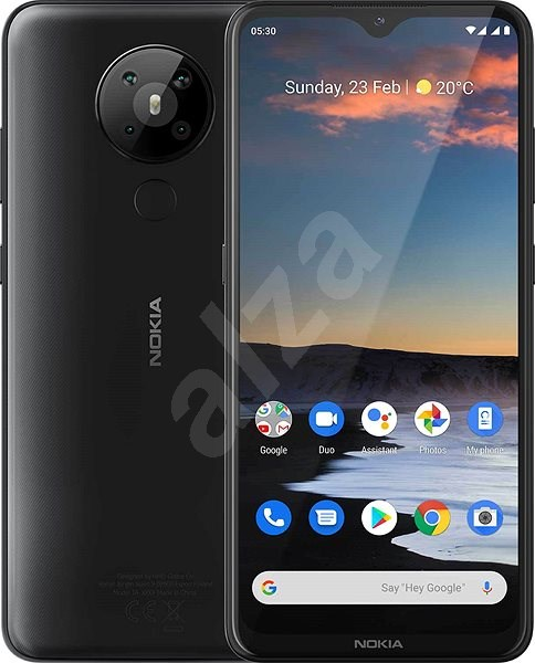 Nokia 5.3 černá - Mobilní telefon