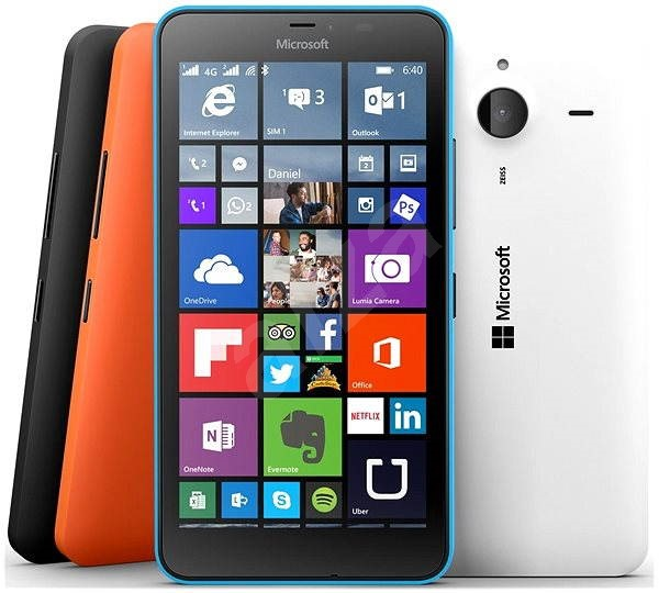 Microsoft Lumia 640 LTE - Mobilní telefon