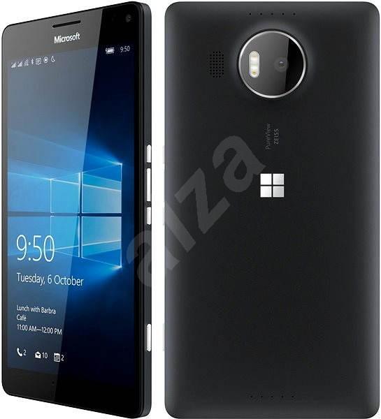 Microsoft Lumia 950 XL LTE černá Dual SIM + příslušenství - Mobilní telefon 301cfa31851