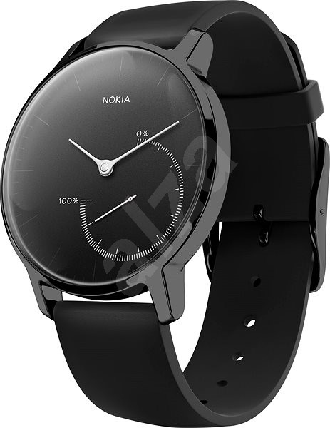 bbade928a Nokia Steel Special Edition Full Black (36mm) - Chytré hodinky   Alza.cz