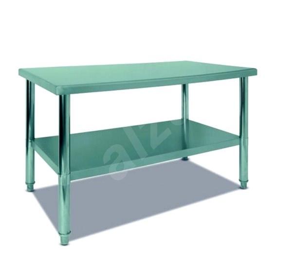 NORDline NS 12 - Nerezový stůl