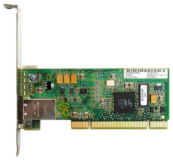 3COM 3C2000-T 10/100/1000 NIC PCI bulk -