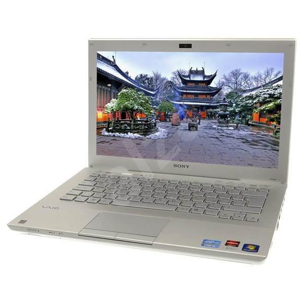 Sony VAIO SB4L1E/W bílý - Notebook
