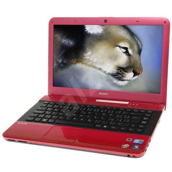 Sony VAIO EA4S1E/P růžový - Notebook