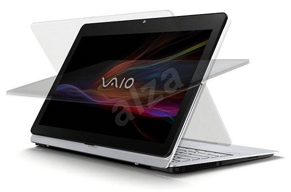 Sony VAIO Fit 14A multi-flip PC stříbrný - Tablet PC | Alza cz