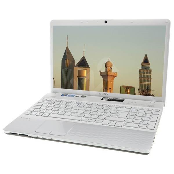 Sony VAIO EH1M1E/W bílý - Notebook
