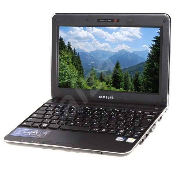 Samsung N210 černý - Mini notebook