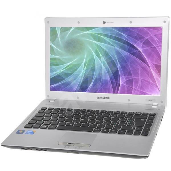 Samsung Q330 tmavě šedý - Notebook