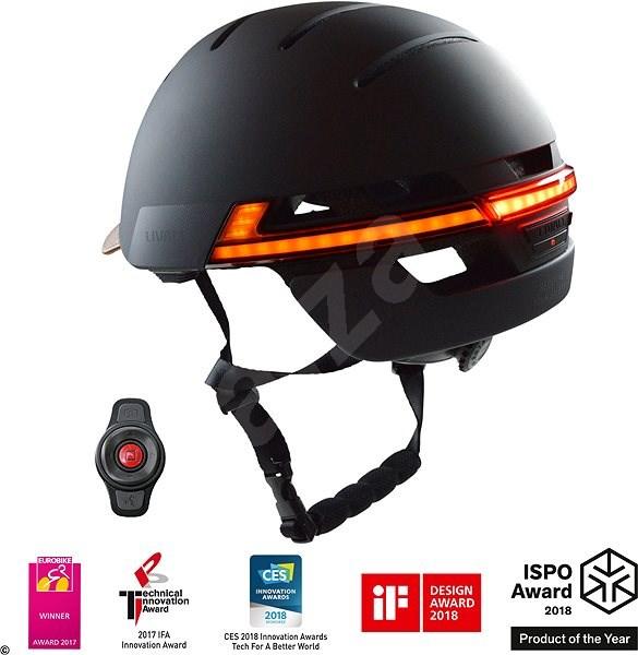 Livall BH51M smart - Helma na kolo