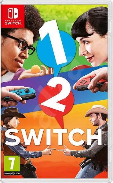 1 2 Switch - Nintendo Switch - Hra na konzoli