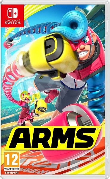 Arms - Nintendo Switch - Hra na konzoli