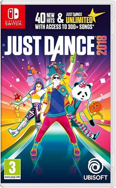 Just Dance 2018 - Nintendo Switch - Hra pro konzoli